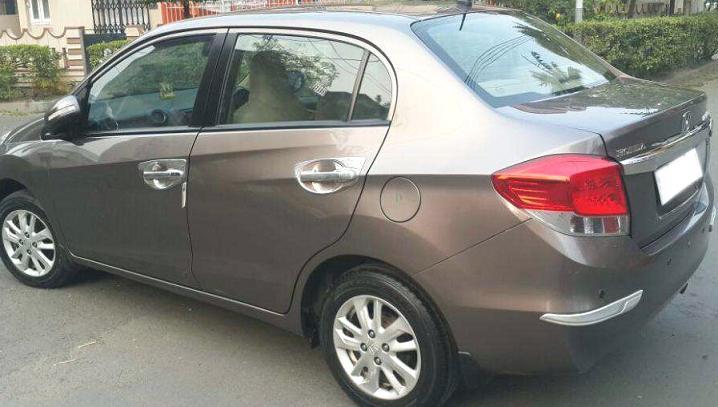 Used Honda Amaze Vx Diesel Car In Kolkata
