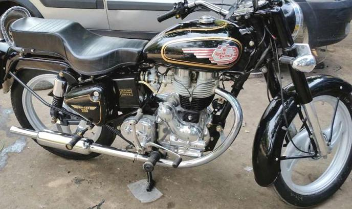 Used royal enfield 350 bullet in chandigarh royal enfield 350 bullet publicscrutiny Gallery