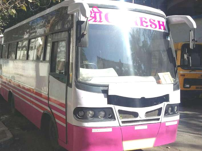 Travels Bus Price Used Travel Bus in Mumbai