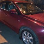 Pre owned Chevrolet Cruze in Nashik