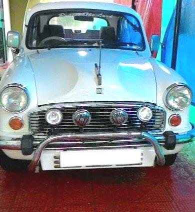 Used Diesel Ambassador Car In Mayiladuthurai