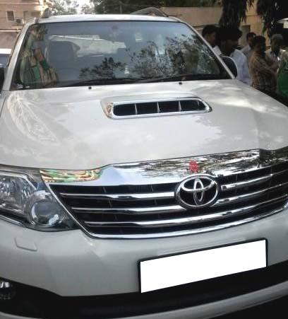 Pre Owned Fortuner Diesel Car In Ahmedabad Used Car In India
