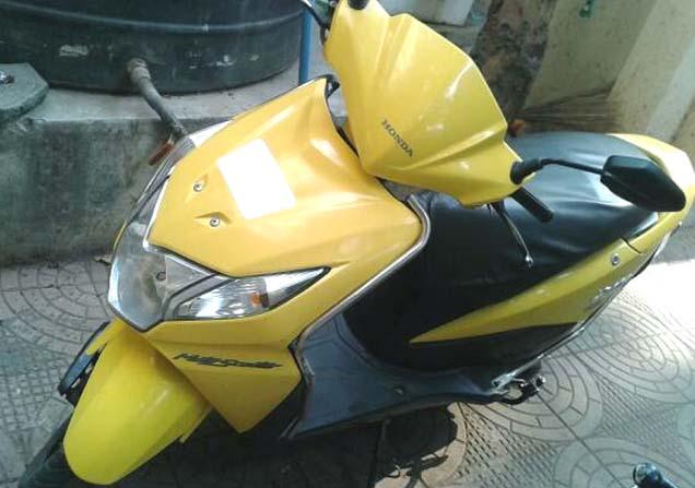 Honda Dio At Santacruz East Used Car In India