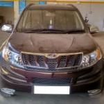 Diesel Mahindra XUV 500 car
