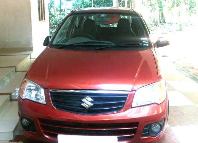 New Alto Vxi K10 Petrol Car Thrissur Used Car In India