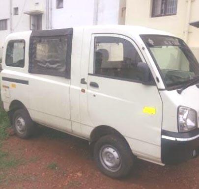 Mahindra Maxximo Mini Vechile Coimbatore Used Car In India