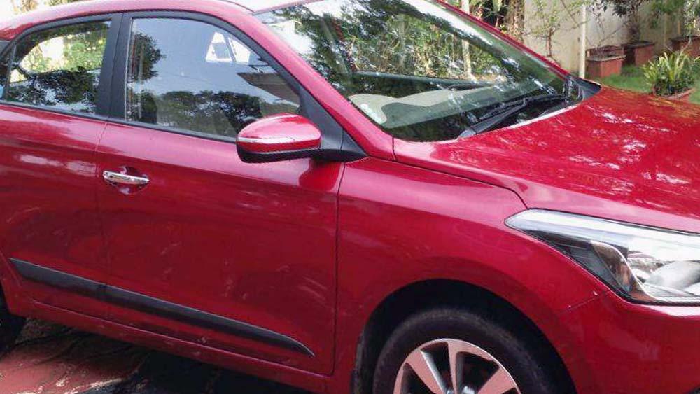 Hyundai Elite I20 Diesel Car Thrissur Used Car In India