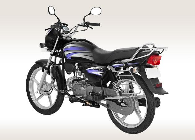 Used Hero Splendor bike - Mohali
