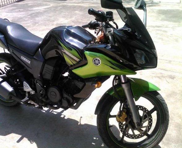 Yamaha Fazer Sporty Bike Chandel Used Car In India