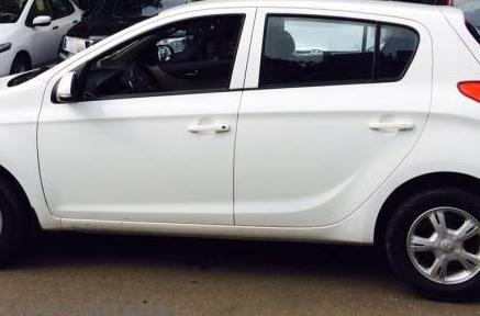 Petrol Hyundai I20 Car Delhi Used Car In India