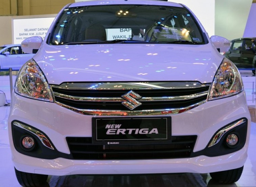 Maruti Ertiga Hybrid car hd pic