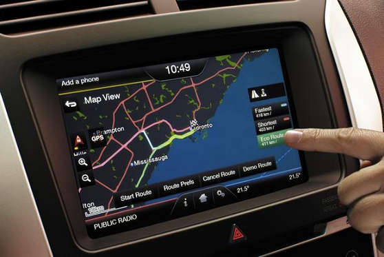 Why Is Important Navigation System For Your Car Used Car