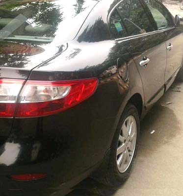Pre Owned Renault Fluence Car Pune Used Car In India