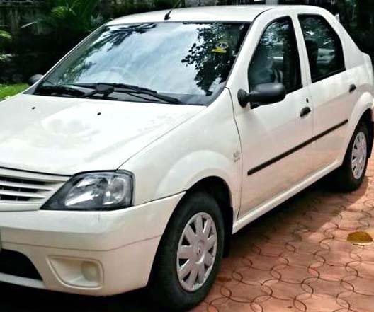 Mahindra Renault Logan Car