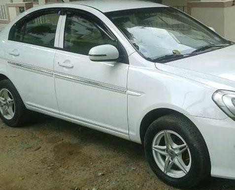 Diesel Hyundai Verna Car