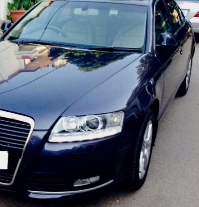 First Party Used Audi A Car Chennai Used Car In India - Audi car used