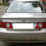 Honda City ZX car - Trimulgherry