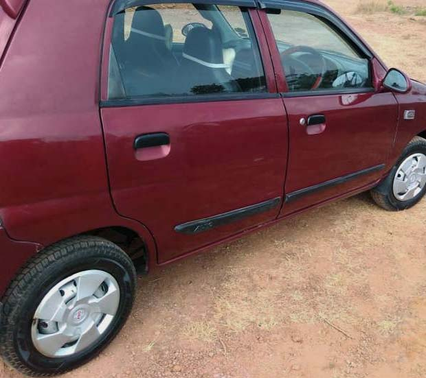 Used Alto Lxi Car Thrissur Used Car In India
