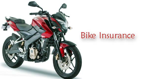 Inurance on Bike