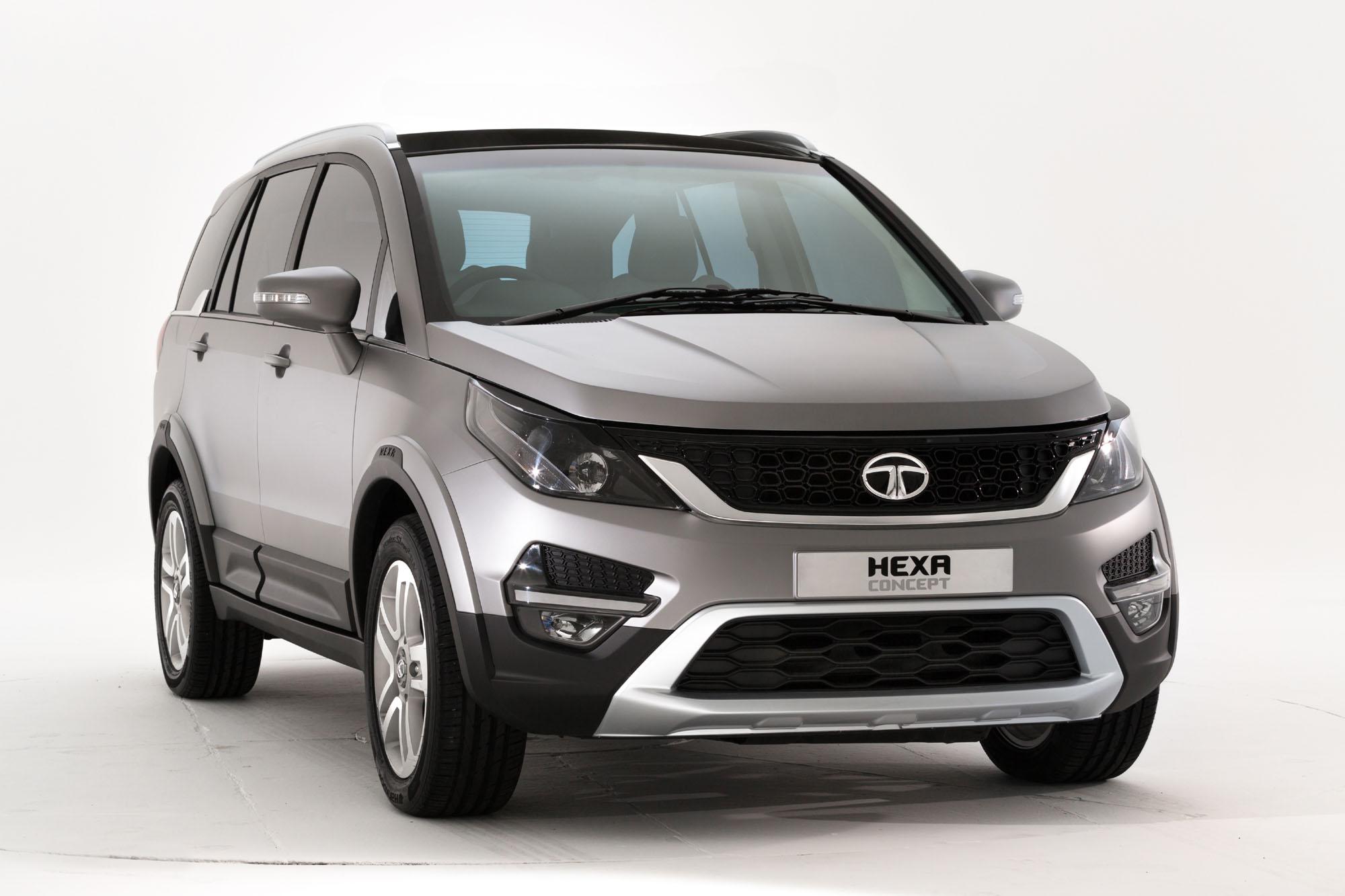 Tata Hexa car