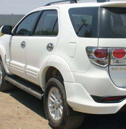 pre owned fortuner diesel car   aurangabad   used car in india