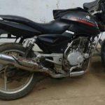 Cheap Pulsar bike - Krishna district