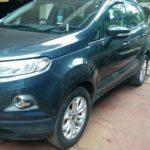 Used Ecosport Titanium car - Puthiyapalam