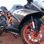 Second hand KTM RC bike - Bangalore