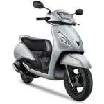 Lady used second hand tvs Jupiter bike - Nashik