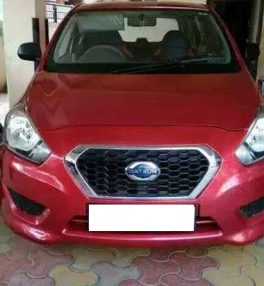 used Datsun Redi Go car - Mumbai - Used Car In India