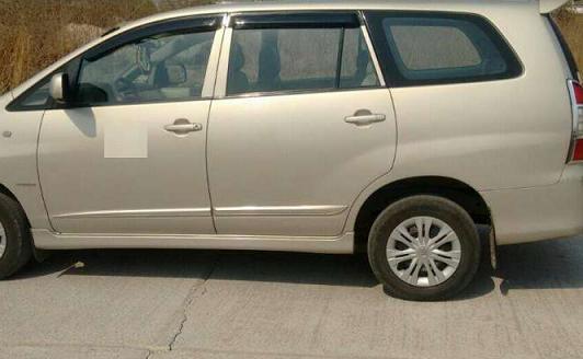 Cheap Toyota Innova Magarpatta Used Car In India
