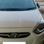 used 2014 Hyundai Verna SX diesel - Ramban
