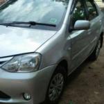Etios GD used diesel car - Kollam