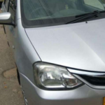 Cheap diesel 2015 Etios car - Bangalore