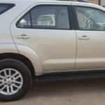 2013 Fortuner diesel model - Jalandhar