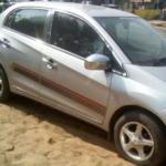 Used honda Amaze diesel car Bhubaneswar