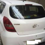 i20 diesel used car in Latur city