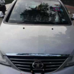 used diesel Indica Vista car in latur