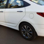 Used Verna Fluidic car - Nagpur