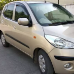 Hyundai i10 used new car in Latur