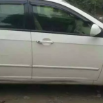 Used 2012 Vista diesel car in Latur