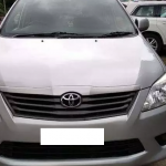Innova 2.5 G 8 urgent for sale - Solapur