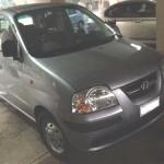 Old Santro Xing car in pune