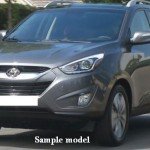 Used Hyundai Tucson car in pune