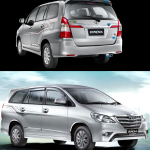 Used Innova Diesel ZX model in hyderabad
