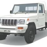 Used Mahindra Bolero Pik-Up