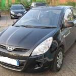 Hyundai i20 black color in dewas