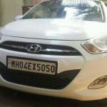 old Hyundai i 10 asta in Kalyan