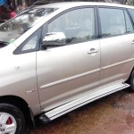 Used Toyota Innova V model in Madgaon Goa