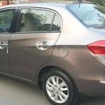 Honda amaze vx diesel car